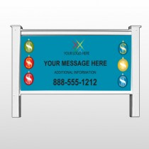 """Insurance 176 48""""H x 96""""W Site Sign"""