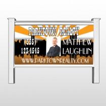 """Matthew Parktown 646 48""""H x 96""""W Site Sign"""