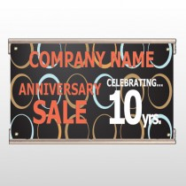 Anniversary Sale 14 Track Banner