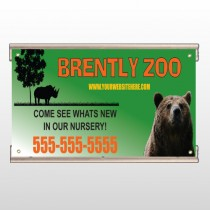 Bear Zoo 302 Track Banner