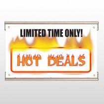 Hot Deals 81 Track Banner