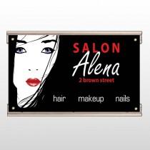 Salon 125 Track Banner