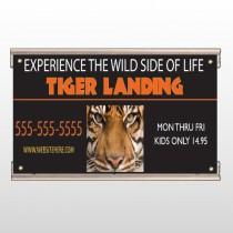 Tiger Landing 303 Track Banner