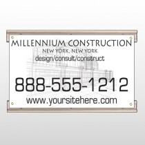 Builder 36 Track Sign