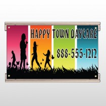 Happy Town 181 Track Sign