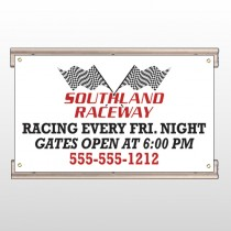 Racetrack 31 Track Sign