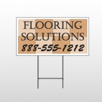 Flooring 239 Wire Frame Sign