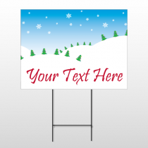 Christmas 6 Wire Frame Sign
