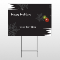 Christmas 8 Wire Frame Sign