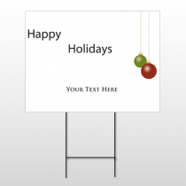 Christmas 9 Wire Frame Sign