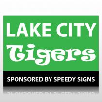 Sponsorship Sports Sign Panel