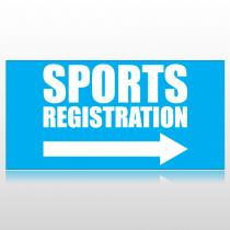 Sports Registration Banner