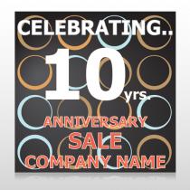 Anniversary Sale 14 Custom Banner