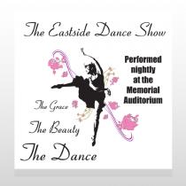 Ballet Dance 517 Banner