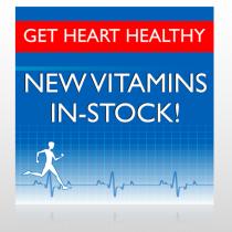 Heart Healthy 140 Banner