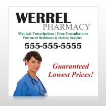 Pharmacist 104 Custom Decal