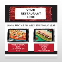 Restaurant Specials 370 Banner