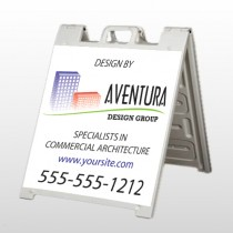 Architect 25 A Frame Sign