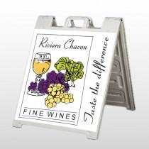 Wine 145 A Frame Sign