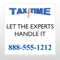 Tax Time 171 Custom Decal