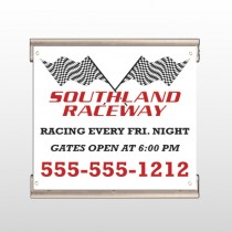 Racetrack 31 Track Banner