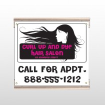 Hair 130 Track Sign
