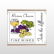 Wine 145 Track Sign