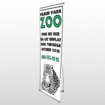 Zoo 127 Flex Banner Stand