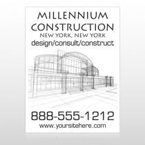 Builder 36 Custom Decal