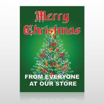 Merry Christmas 29 Custom Sign