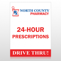 Pharmacy 333 Custom Decal