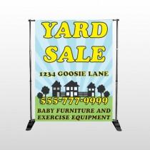 Neighbor Sale 549 Pocket Banner Stand