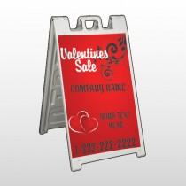 Valentine's Sales 09 A Frame Sign