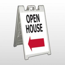 Open House 20 A Frame Sign