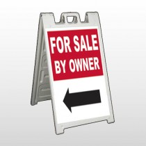 Sale By Owner 33 A Frame Sign
