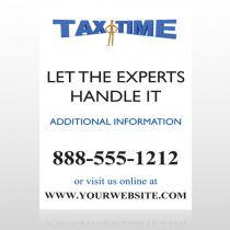 Tax Time 171 Custom Decal