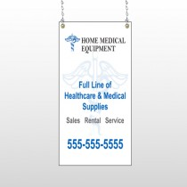 Medical Symbol 99 Window Sign