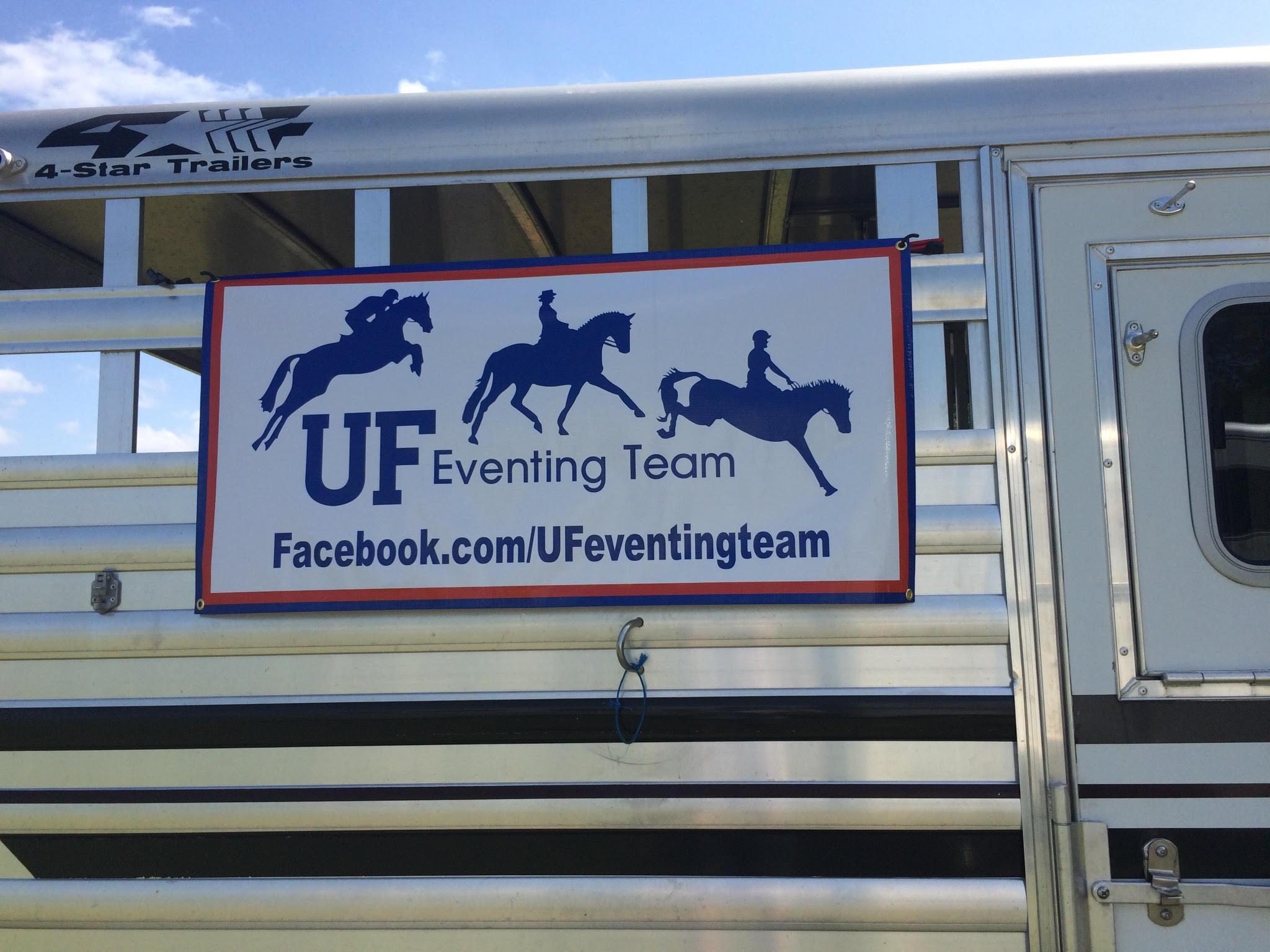 Custom Horse Banner