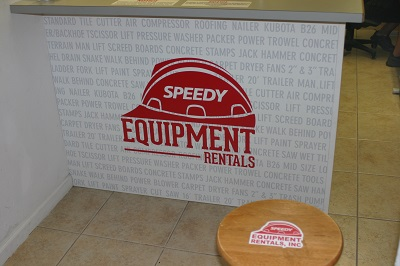 Brand Wall Logo Decal