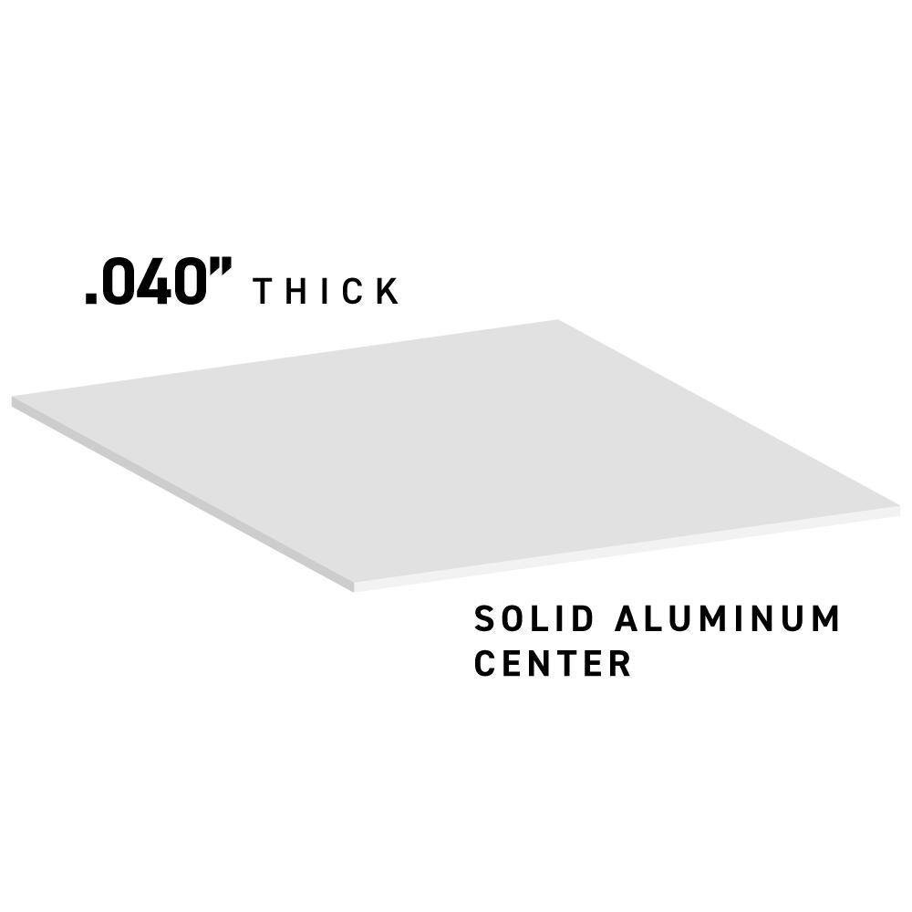 .040 Aluminum