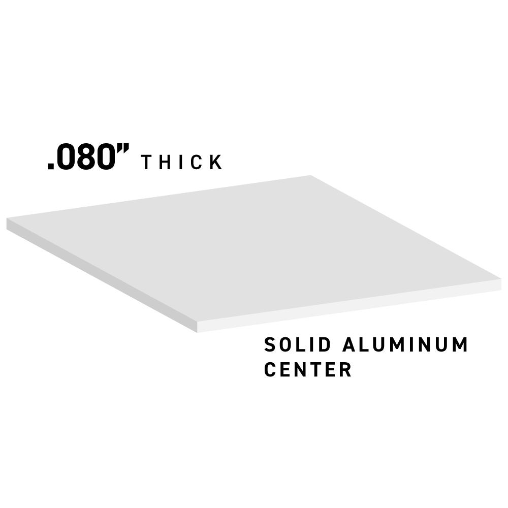 .080 Aluminum